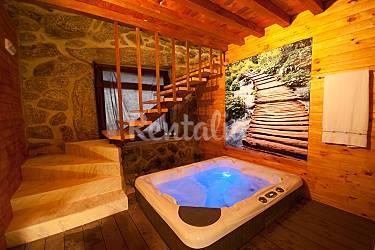 Casinha de férias com jacuzzi e piscina Viana do Castelo