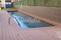 Apartamento con piscina a 100 m de la playa Girona/Gerona