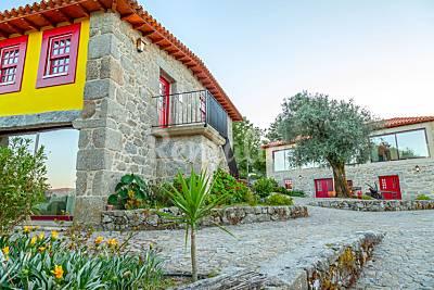 Fantástica casa com piscina e internet Viana do Castelo