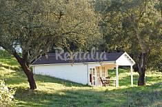 Românticos cabanas perto Alentejo Litoral Setúbal