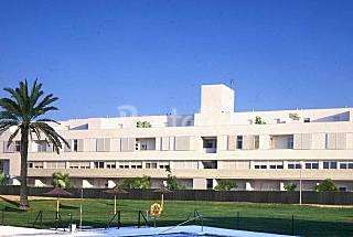 Casa para 7-8 personas a 600 m de la playa Cádiz
