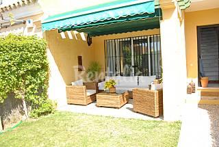 Haus mit 4 Zimmern, 50 Meter bis zum Strand Cádiz