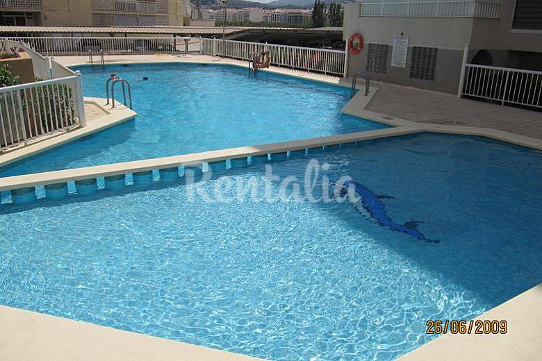 Apartment Swimming pool Castellón Peñíscola Apartment