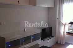 Apartamento de 2 habitaciones a 50 m de la playa A Coruña/La Coruña