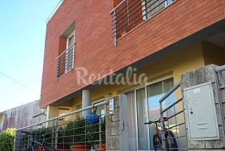 2 floor apartment with parking, 800 m from beach Viana do Castelo