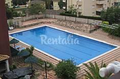 Apartamento con gran piscina  Girona/Gerona