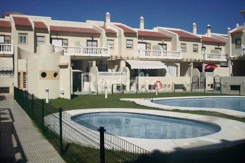 Casa de 3 habitaciones a 200 m de la playa la antilla lepe huelva costa de la luz - Alquiler casa playa huelva ...