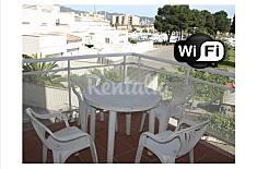 Apartamento en Santa Margarita para 4 Girona/Gerona