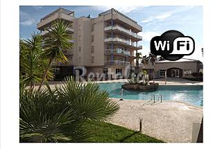 Apartamento para 6, piscina comunitaria y Wi-Fi Girona/Gerona