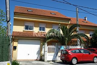 House for rent 1.5 km from the beach Pontevedra
