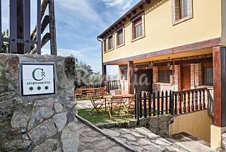2 Case con giardino privato Cáceres