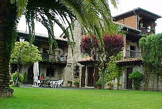 House with 6 bedrooms 8 km from the beach Cantabria