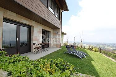 8 villas en alquiler entre gij n y villaviciosa arroes - Casas rurales lujo asturias ...