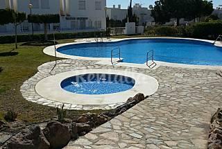 Triplex de 4 habitaciones en 1a línea de playa Almería