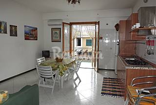 Apartment with 4 bedrooms on the beach front line Catania