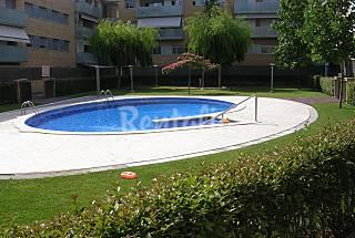 Precioso apartamento con piscina, parking, Internt Girona/Gerona