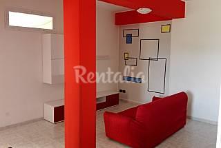 Apartamento en alquiler a 100 m de la playa Reggio Calabria
