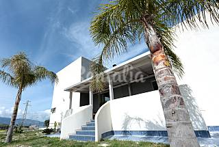 Villa panorámica de obra nueva a 1000m de la playa Palermo