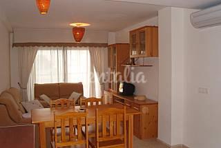 Apartamento de 2 habitaciones a 25 m de la playa Almería