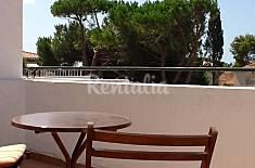 Casa en alquiler a 150 m de la playa con piscina Menorca