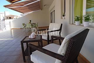 10 Appartements à 150 m de la plage Castellón