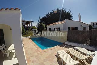 Villa de 3 habitaciones a 650 m de la playa Menorca