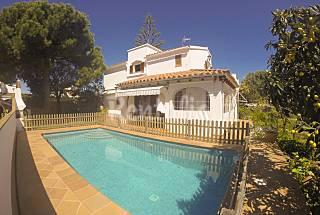 Villa para 7 personas a 500 m de la playa Menorca
