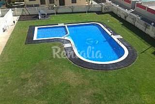 Apartamento para 3-4 personas a 30 m de la playa Castellón