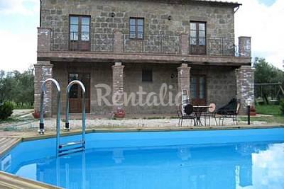 Casa Vacanza in Pitigliano Toscana Grosseto