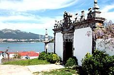 Casa de vacaciones con piscina y cerca de la playa Viana do Castelo