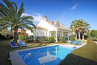 Villa with 3 bedrooms only 750 meters from the beach Valencia