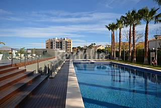 Apartment with 1 bedrooms only 900 meters from the beach Alicante