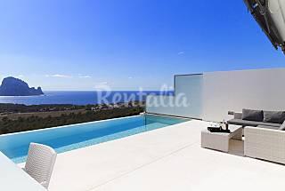 Infinity, adosado con vistas a Es Vedrá Ibiza/Eivissa