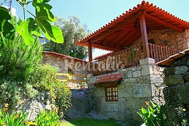 Casa Parte esterna della casa Braga Amares Casa di campagna
