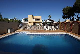House for rent only 1500 meters from the beach Alicante