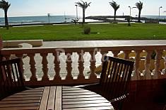 Acogedor apartamento 1ª línea playa Port Saplaya Valencia