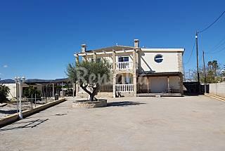 Villa para 9-10 personas a 1.8 km de la playa Castellón