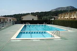 Casa para 6 personas con jardin y vistas Girona/Gerona