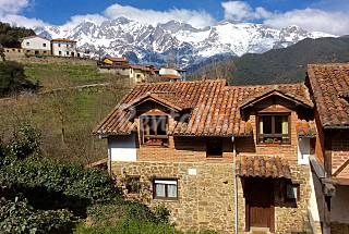 El Armental - 2 Houses for 2-10 people Cantabria