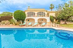 Villa de 3 habitaciones a 7 km de la playa Alicante