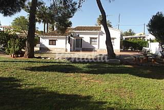 Villa for rent only 150 meters from the beach Alicante