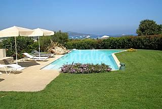 Villa de 5 habitaciones a 500 m de la playa Olbia-Tempio