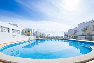 Apartamento para 2-3 pessoas a 250 m da praia