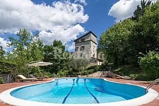 Villa for 10-15 people in Umbria Perugia