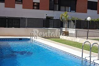 Appartement pour 6 personnes à Valencia centre Valence