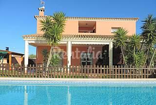 Villa para 10-12 personas a 1.5 km de la playa Cádiz