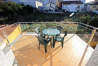 Apartamento para alugar a 200 m da praia Pontevedra