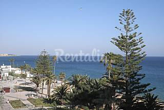Apartamento para alugar em frente à praia Algarve-Faro