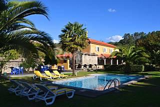 Villa con Piscina - Norte de Portugal