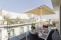 The Cervantes Terrace apartment in Madrid Madrid